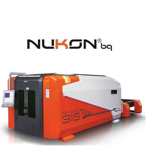 NUKON LASER CUTTING MACHINES