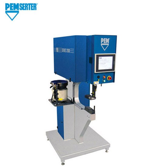 pem insert machine