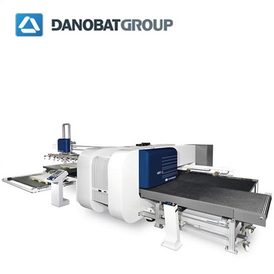 cupra danobat shear cmts punch machine