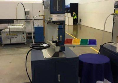Pemserter Haeger CMTS Sheetmetal Machines