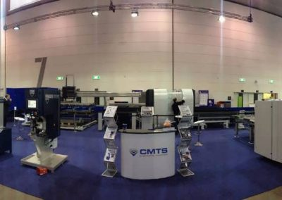 CMTS Sheetmetal Machines