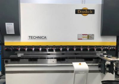 Deratech Technica Hydralic Press Brake CMTS Sheetmeal Machines