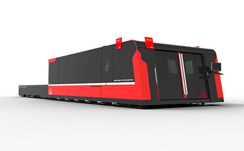 D-SOAR PLUS Ultra high power laser cutting machine