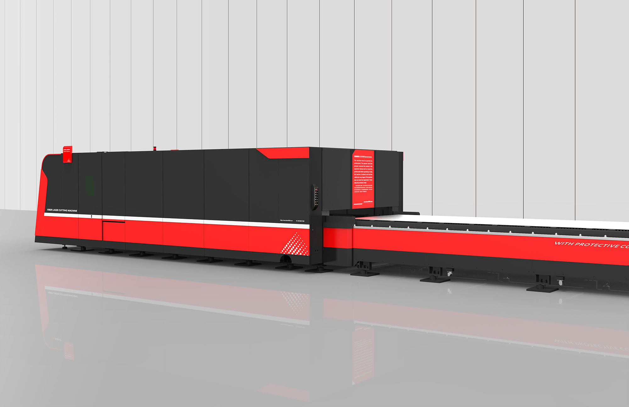 D-SOAR Ultra High Power Laser Cutting Machine
